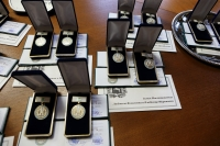 Православная семья награждена знаком «Родительская доблесть»