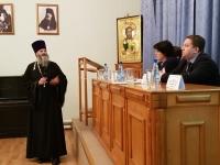 В Томске открылась VI Социальная конференция Томской митрополии