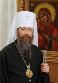 Поздравляем митрополита Ростислава с годовщиной архиерейской хиротонии!