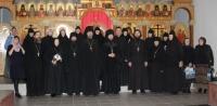 Насельник томского монастыря принял участие в монашеской конференции