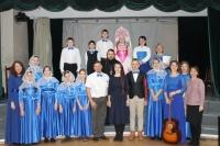 Подростки из северского храма посетили с концертом воспитательную колонию № 2