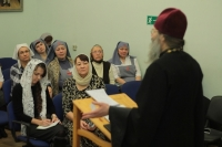 В Томске состоялся круглый стол по патронажному служению