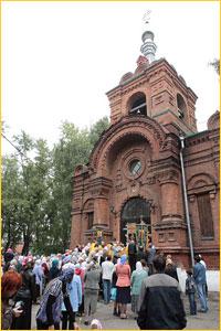 100-летний юбилей церкви Петра и Павла