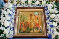 C Праздником Введения во Храм Пресвятой Богородицы!