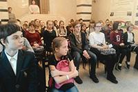 Томские школьники приняли участие  в Олимпиаде по основам православной культуры