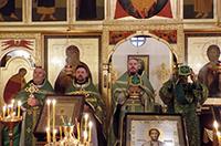 Престольный праздник отметил храм в Новониколаевке Асиновского района