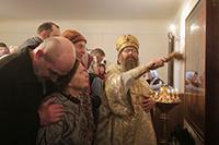 «Антиминс земли томской». На Каштачной горе освятили храм