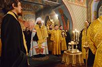 Митрополит Ростислав совершит всенощное бдение в Богоявленском кафедральном соборе
