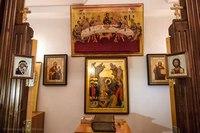 Митрополит Ростислав посетил домовый храм Томского завода светотехники