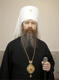 Рождественское послание митрополита Ростислава