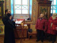 В Богоявленском соборе совершили Рождественское богослужение с сурдопереводом