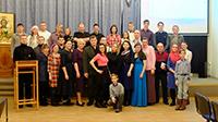 Православная молодёжь Томска отметила Рождество
