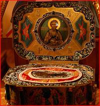 Город Томск встретил великую христианскую святыню.