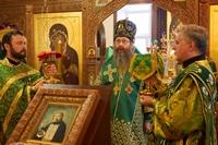 Храм преподобного Серафима Саровского г.Северска отметил престольный праздник