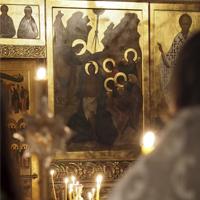 В Крещенский сочельник в томских храмах прошли богослужения