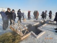 Праздник Богоявления в приходах Томской области