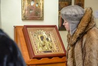 С ликами Пресвятой Богородицы томичи познакомились на экскурсии