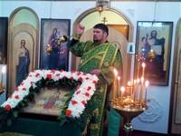 Храм в селе Александровское отметил престольный праздник