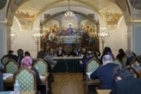 Представители Томской епархии приняли участие в семинаре Юридической службы Московской Патриархии