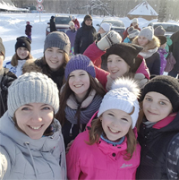 Празднование Сретения Господня и Дня православной молодежи
