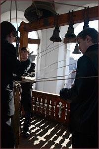 В Богоявленском Кафедральном Соборе состоялся концерт православного колокольного звона