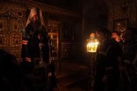 Митрополит Ростислав совершил вечерню с чином прощения