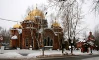 Митрополит Ростислав совершил повечерие с чтением покаянного канона в Петропавловском соборе г. Томска