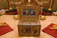 В Томск прибывает великая святыня: честная и многоцелебная Риза  Пресвятой  Богородицы