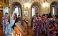 Духовенство томской епархии совершило соборное богослужение в день памяти святителя Макария (Невского)