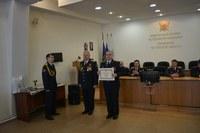 Представитель Томской епархии поздравил сотрудников и ветеранов УИС с профессиональным праздником.