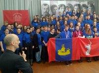 Группа томских старшеклассников приняла участие в финальных соревнованиях Открытой всероссийской интеллектуальной олимпиады «Наше наследие»