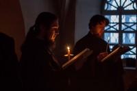 На пятой седмице Великого поста совершено «Стояние Марии Египетской»