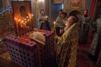В Богоявленском кафедральном соборе совершена утреня Субботы Акафиста