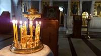 В храмах епархии прошли панихиды по жертвам трагедии в торговом центре в Кемерово