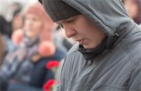 Томичи объединились в молитве о погибших в кемеровском пожаре