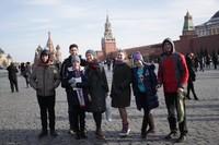 Томские школьники совершили паломничество в Москву