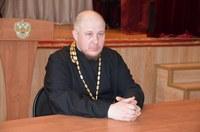 Представитель Томской епархии побеседовал со слушателями ИПКР ФСИН России
