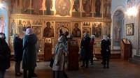 Педагоги ИЗО томских школ познакомились с росписью Богоявленского собора