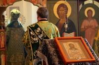 Митрополит Ростислав возглавил богослужение в престольный праздник Богородице-Алексиевского монастыря