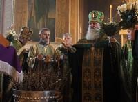 Праздничные богослужения в честь Входа Господня в Иерусалим