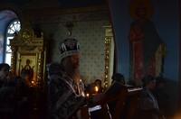 Глава Томской митрополии совершил утреню Великой Пятницы