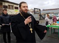 Руководитель миссионерского отдела Томской епархии поздравил томичей с Праздником Светлой Пасхи