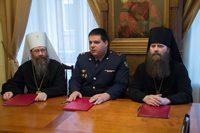Соглашение о сотрудничестве подписано между Томской, Колпашевской епархиями и УФСИН России по Томской области