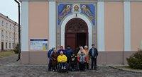 Паломники из интерната «Лесная дача» посетили храмы Томска
