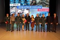 Митрополит Ростислав поздравил сотрудников МЧС с Днем образования пожарной охраны в России