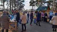 Благотворительная акция по оказанию помощи для многодетных семей прошла в Томском районе