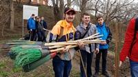 Акция по расчистке Святого источника прошла в Томске