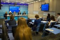 Журналистам рассказали о мероприятиях проводимых в рамках Дней славянской письменности и культуры