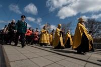 В Томске прошел общегородской крестный ход