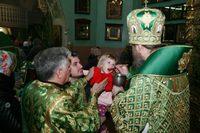 В Свято-Троицком храме отметили престольный праздник